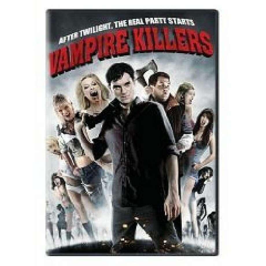 dvd cover VAMPIRE KILLERS Photo: Amazon.com