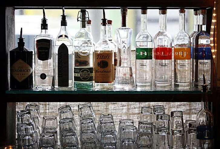 Infusions that are produced by distillers are still allowed to be served in bars. State liquor regulators cracking down on bars that sell house-made infusions -- taking vodka or gin or other liquors and alcohol and infusing them with fruit or spice. Three San Francisco bars and one in Oakland recently had such infusions confiscated by the ABC. Farmer Brown used to sell infusions, but stopped after hearing about the recent busts.