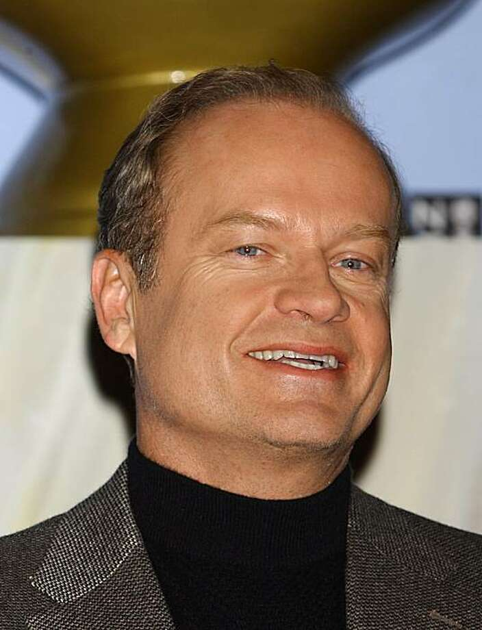 Kelsey Grammer in December 18, 2003 file photo . (AP Photo/Tammie Arroyo) Photo: Tammie Arroyo, AP