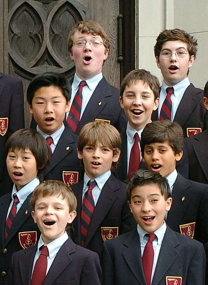 Ragazzi Boys Chorus Photo: David Allen