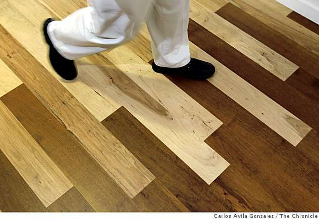 Varieties Of Flooring On Display At EcoTimber In Richmond, Calif., On  Wednesday,
