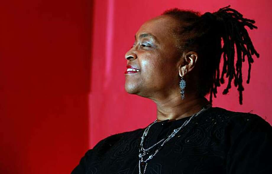 Bay Area icon Linda Tillery Photo: Lance Iversen,, The Chronicle