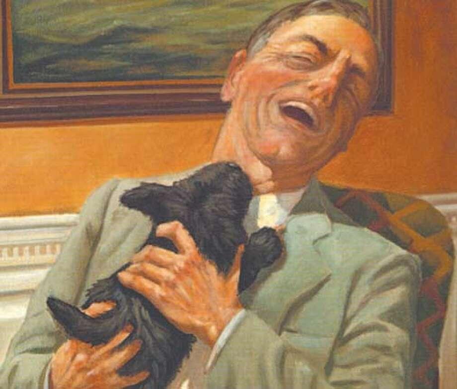 First Dog Fala By Elizabeth Van Steenwyk