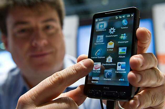 Running a business on smartphones for