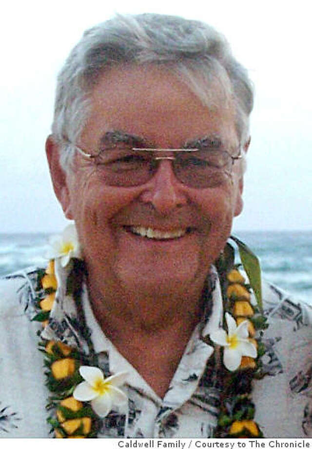 Eugene Caldwell, 78, was killed by a police horse at Candlestick Park on Friday, August 29, 2008. Caldwell was knocked down by the runaway horse in the charter bus parking lot where he suffered critical injuries after hitting his head. Photo: Caldwell Family, Courtesy To The Chronicle