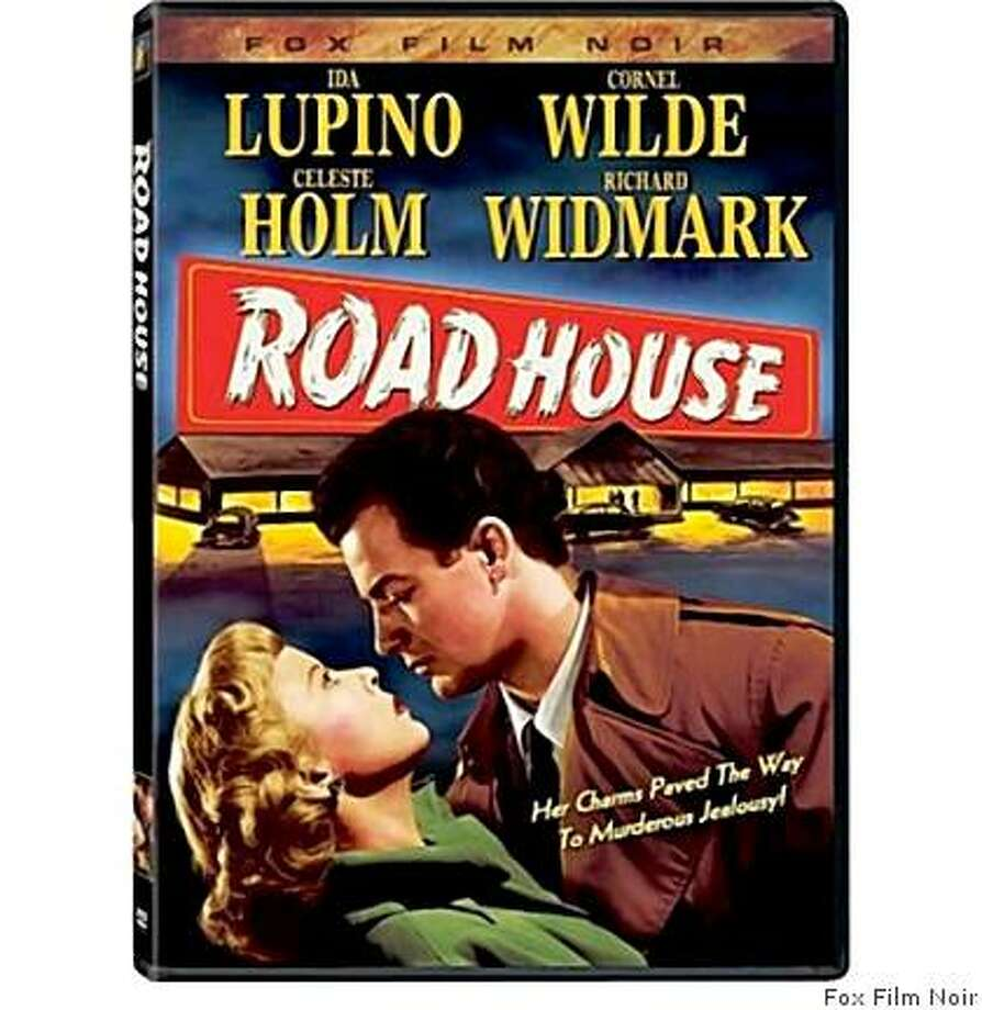 DVD cover: Road House Photo: Fox Film Noir