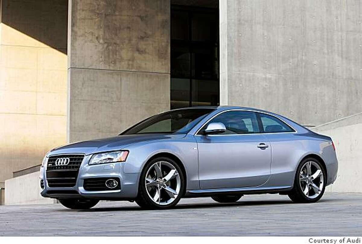 Kelebihan Audi A5 2008 Review
