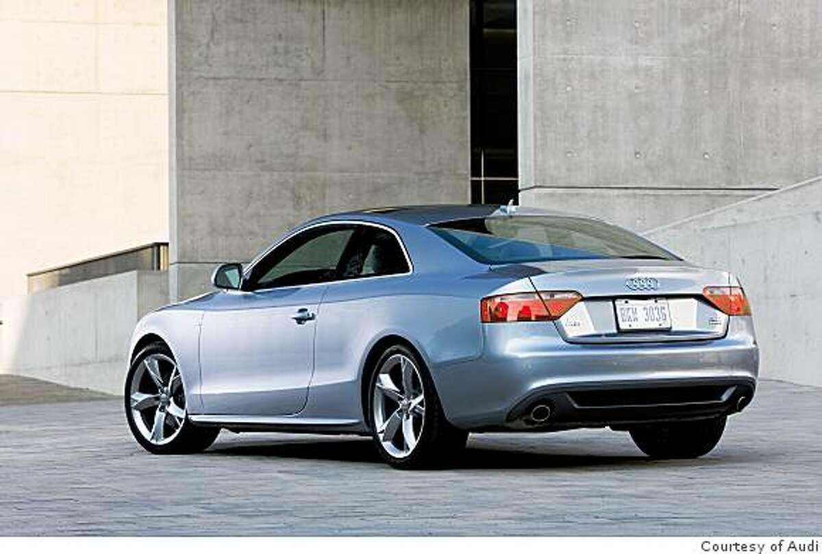 Kekurangan Audi A5 Coupe 2008 Tangguh