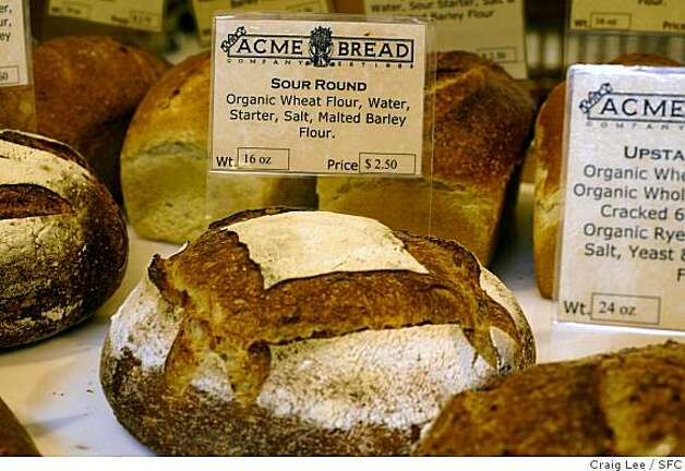 Photo of Acme Bread. Photo: Craig Lee, SFC