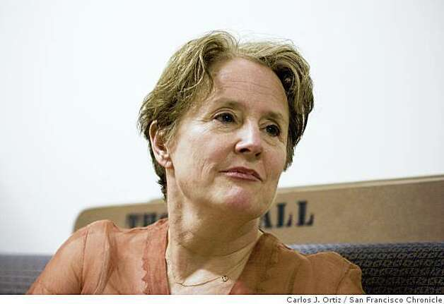 Alice Waters will be among the participants of Slow Food Nation. Photo: Carlos J. Ortiz, San Francisco Chronicle