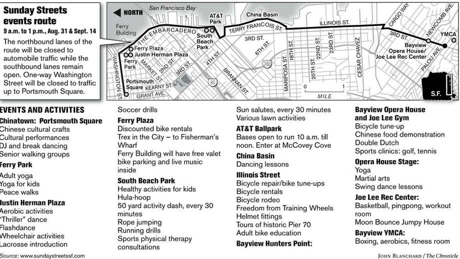 Sunday Streets (John Blanchard / The Chronicle)
