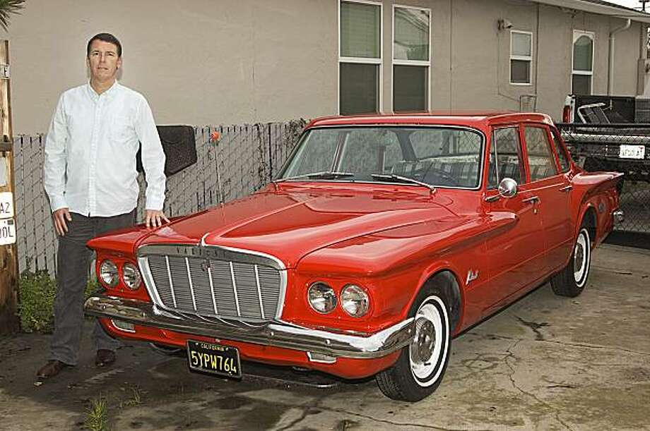 Vintage Valiant is pride of the family - SFGate