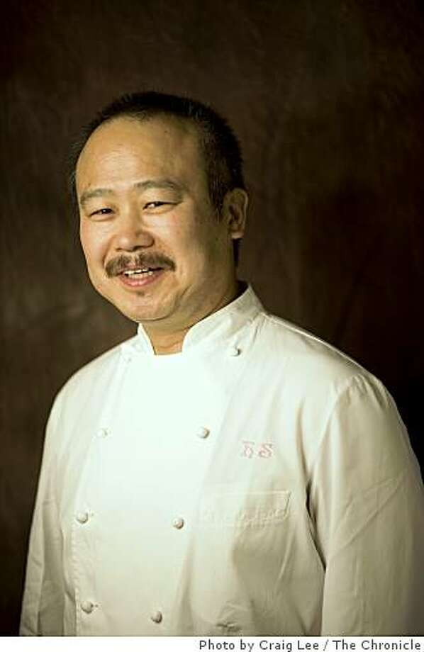 Hiro Sone, chef at Terra in St. Helena and Ame in San Francisco, Calif., on July 10, 2008.Photo by Craig Lee / The Chronicle Photo: Photo By Craig Lee, The Chronicle