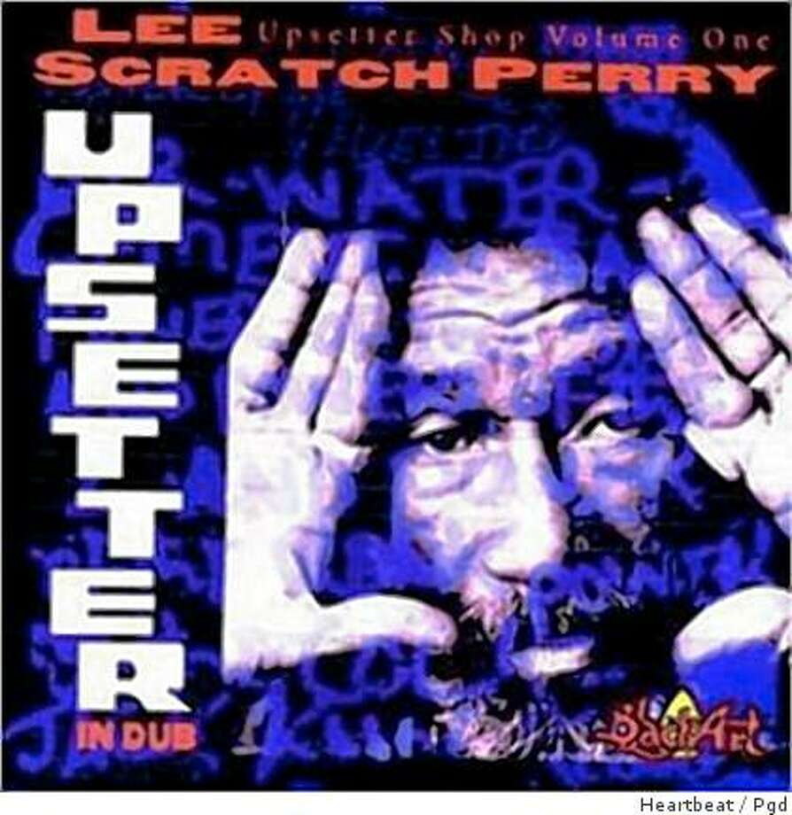 """The Upsetter Shop, Vol. 1: Upsetter in DubLee """"Scratch"""" Perry Photo: Heartbeat / Pgd"""