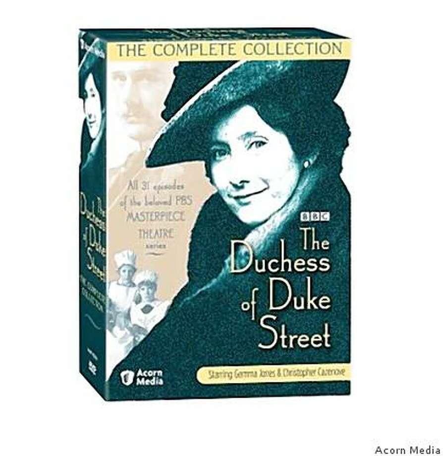 DVD cover Photo: Acorn Media