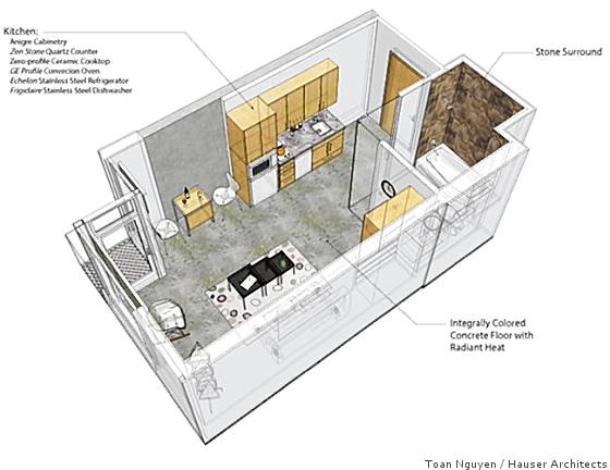 Home Small Home 250 Square Feet In Soma Sfgate