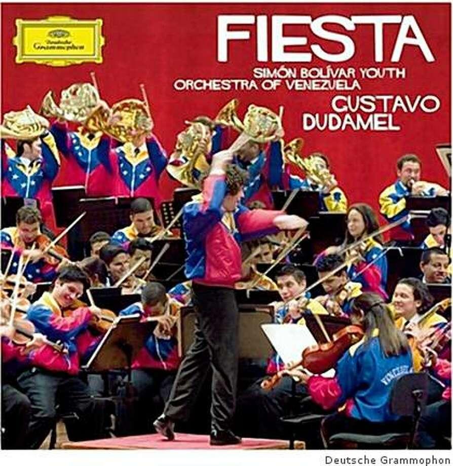 CD cover Photo: Deutsche Grammophon