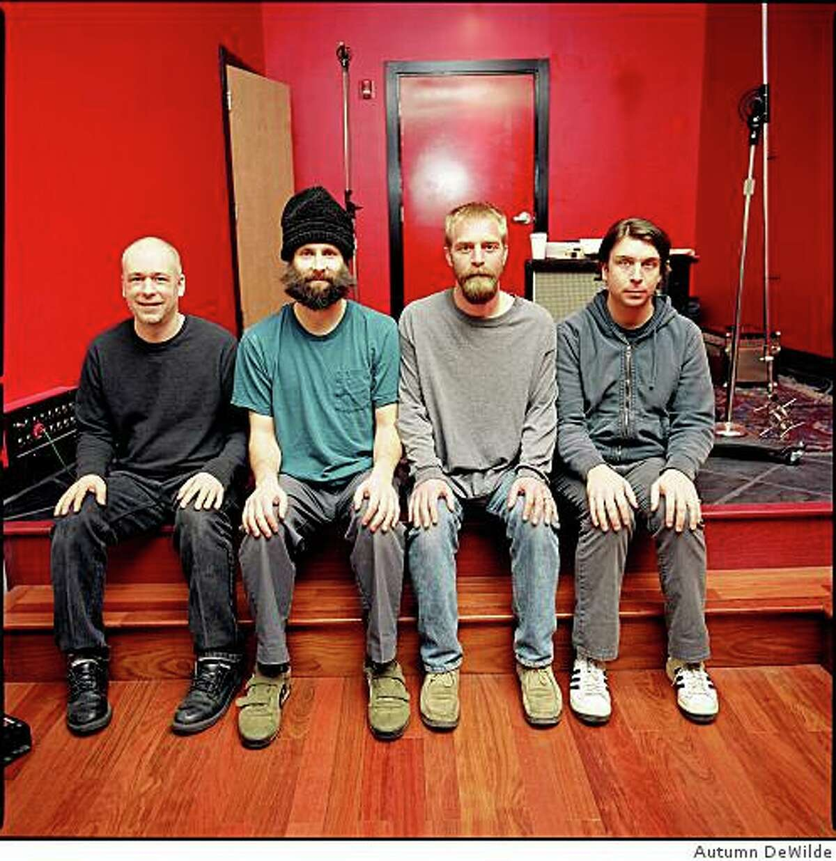 The band Built to Spill