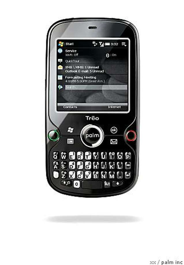 handout photo of palm's new treo pro device Photo: Xx, Palm Inc
