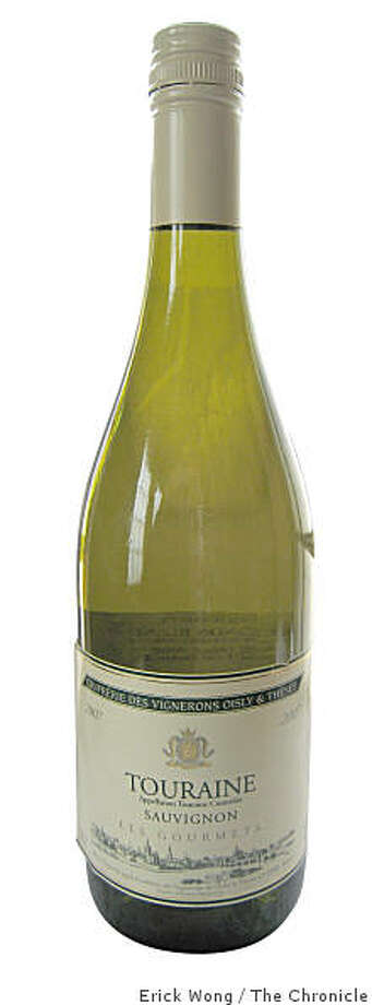 2007 Oisly & Thesee ?Les Gourmets? Touraine Sauvignon Photo: Erick Wong, The Chronicle