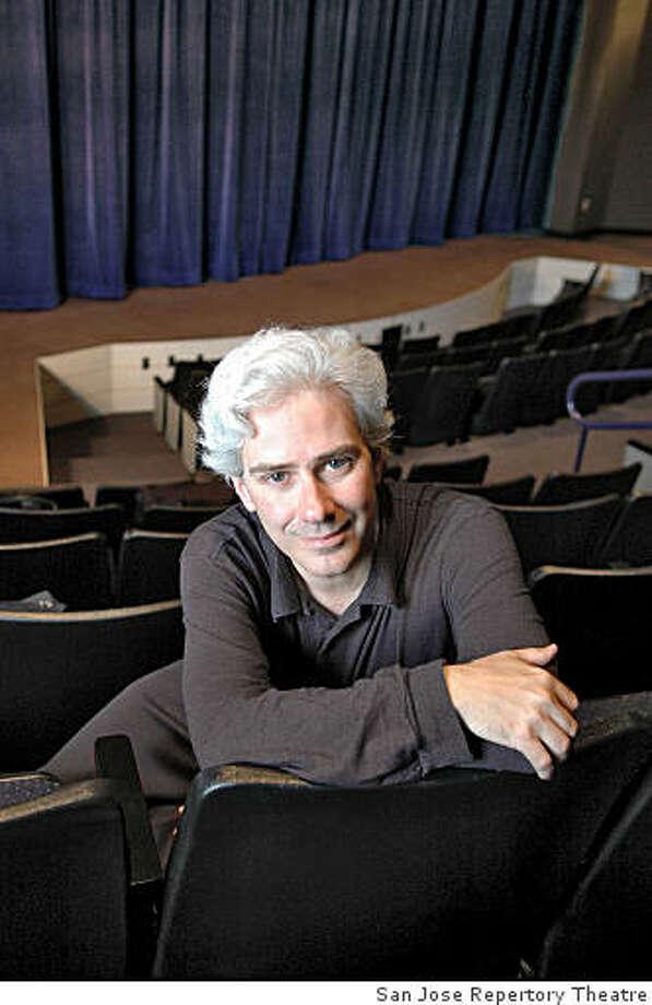 San Jose Repertory Theatre names Rick Lombardo as its new artistic director. Photo: San Jose Repertory Theatre