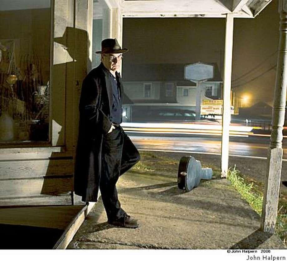 Americana/folk/blues musician David Olney, from Nashville, plays Slim's on Aug. 21. Photo: John Halpern