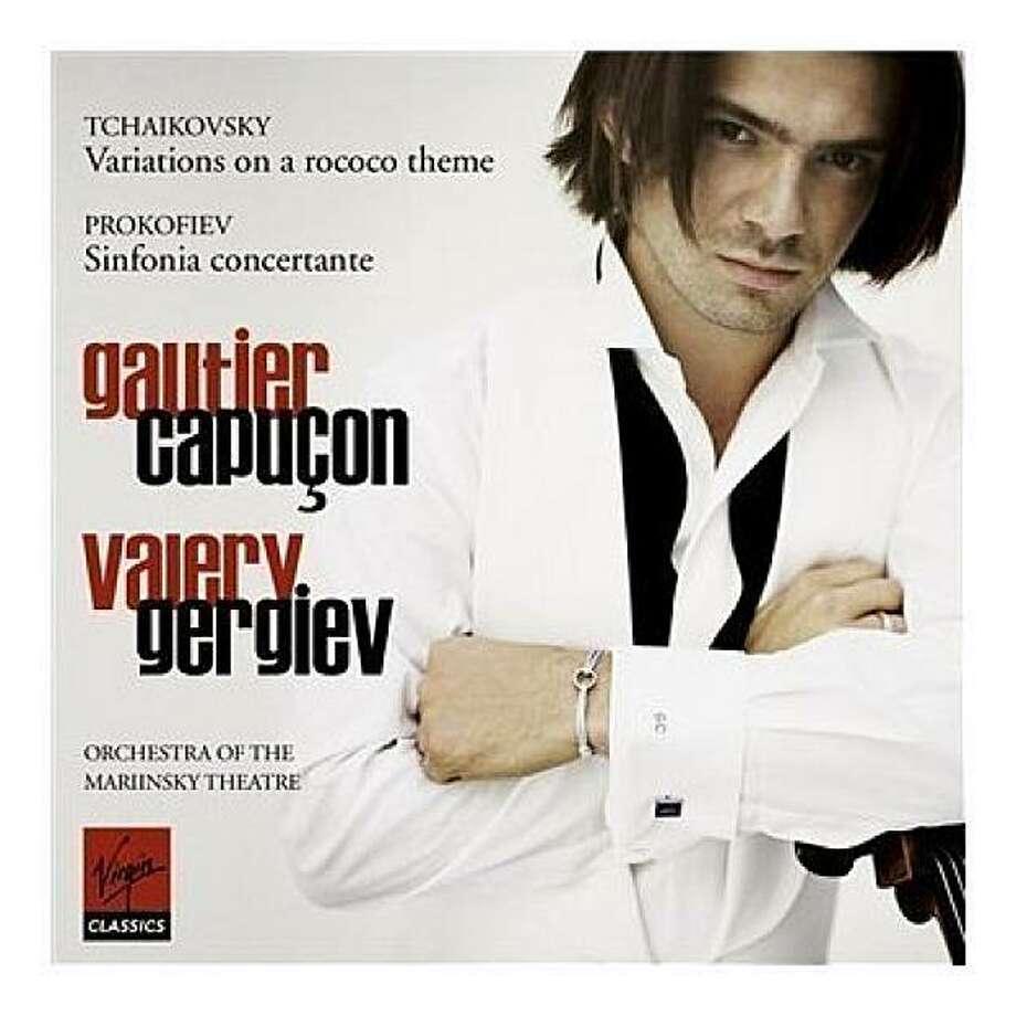 CD cover Photo: Virgin Classics