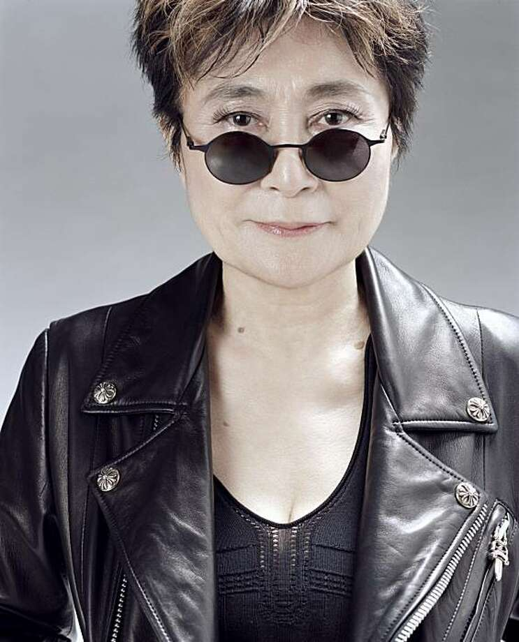"Yoko Ono recently released her first studio album with The Plastic Ono Band since 1973's ""Feeling the Space."" The group performs at Oakland's Fox Theater on Thursday as part of the Noise Pop Festival. Photo: Chimera Music"