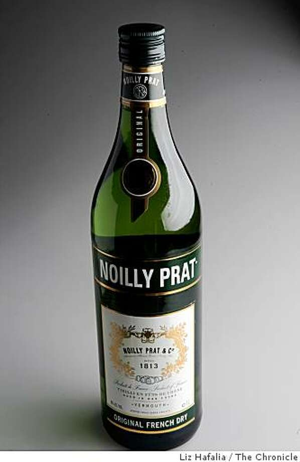 French Vermouth from  Noilly Prat in San Francisco, Calif., on Thursday, August 7, 2008. Photo: Liz Hafalia, The Chronicle