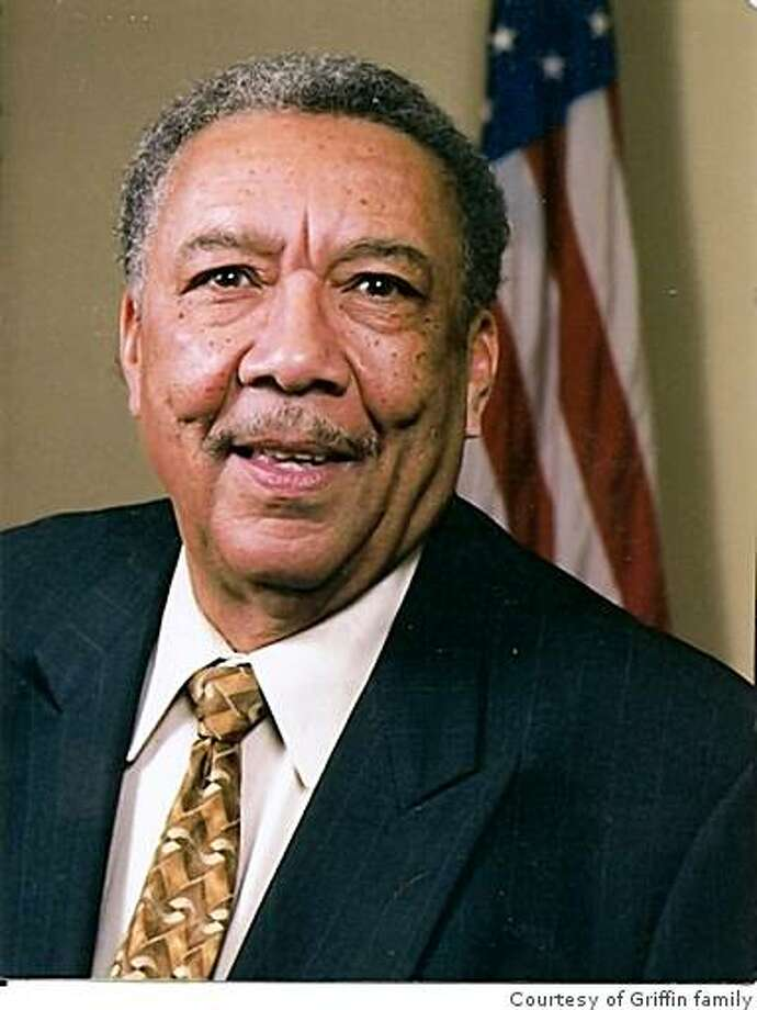 Former Richmond City Councilman Richard Griffin, March 30, 1934-August 13, 2008, served on the council 1981-2006 Photo: Courtesy Of Griffin Family