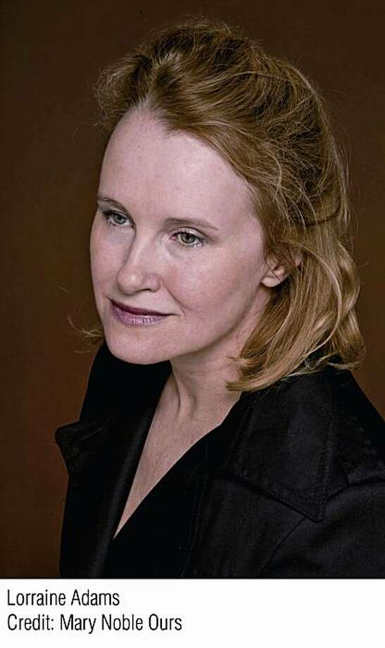 """The Room and the Chair"" author Lorraine Adams. Photo: Mary Noble Ours, Random House"