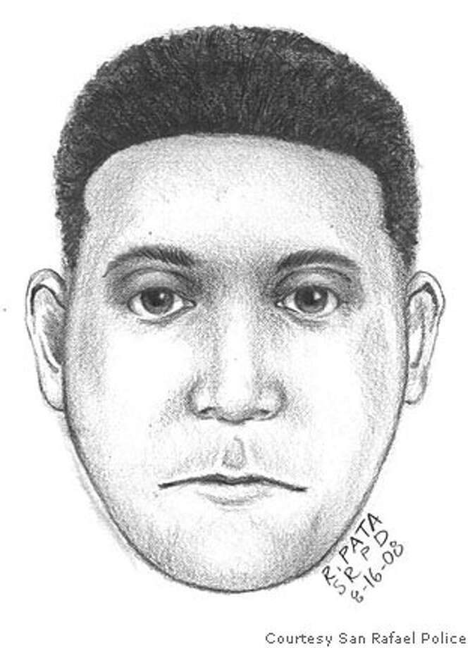 A burglar has struck three times in San Rafael over the past month, police say.