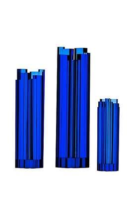 Skyscrapers vases by Constantin Boym