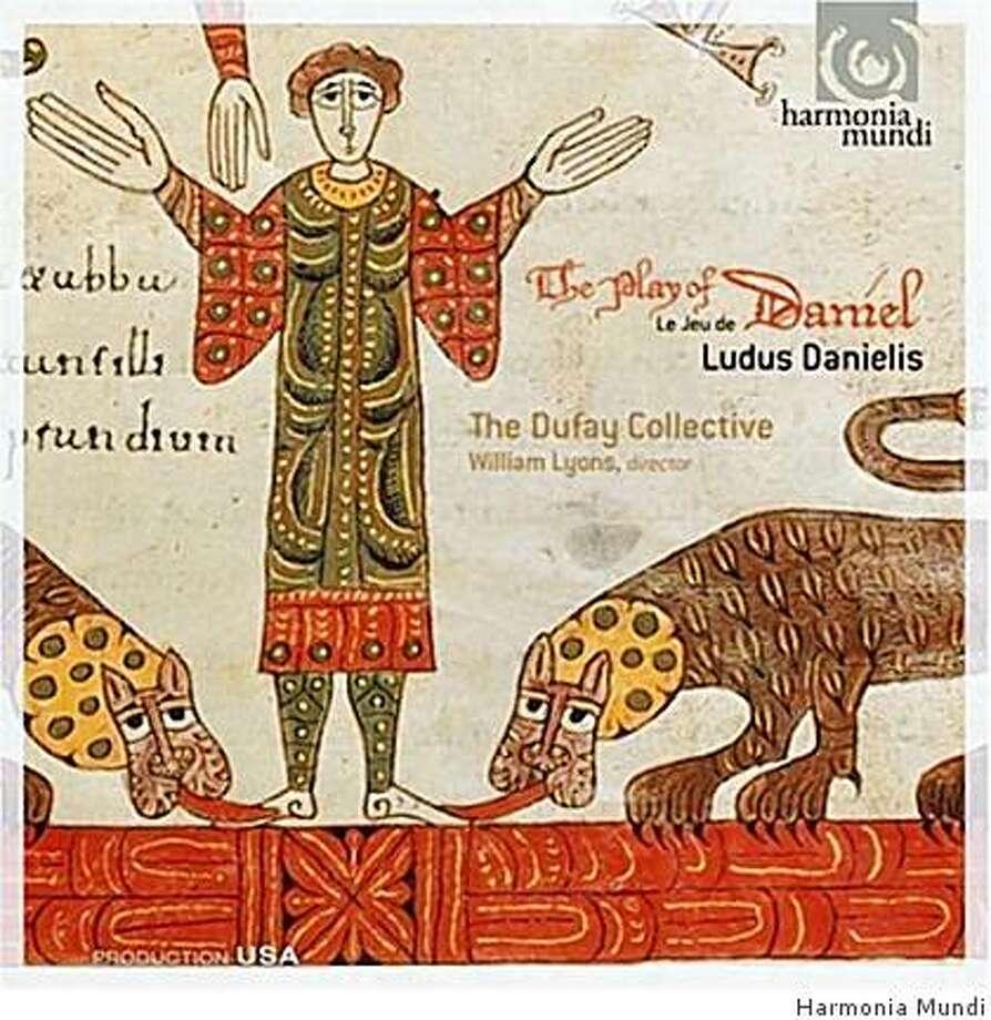 "CD cover: ""The Play of Daniel."" Photo: Harmonia Mundi"