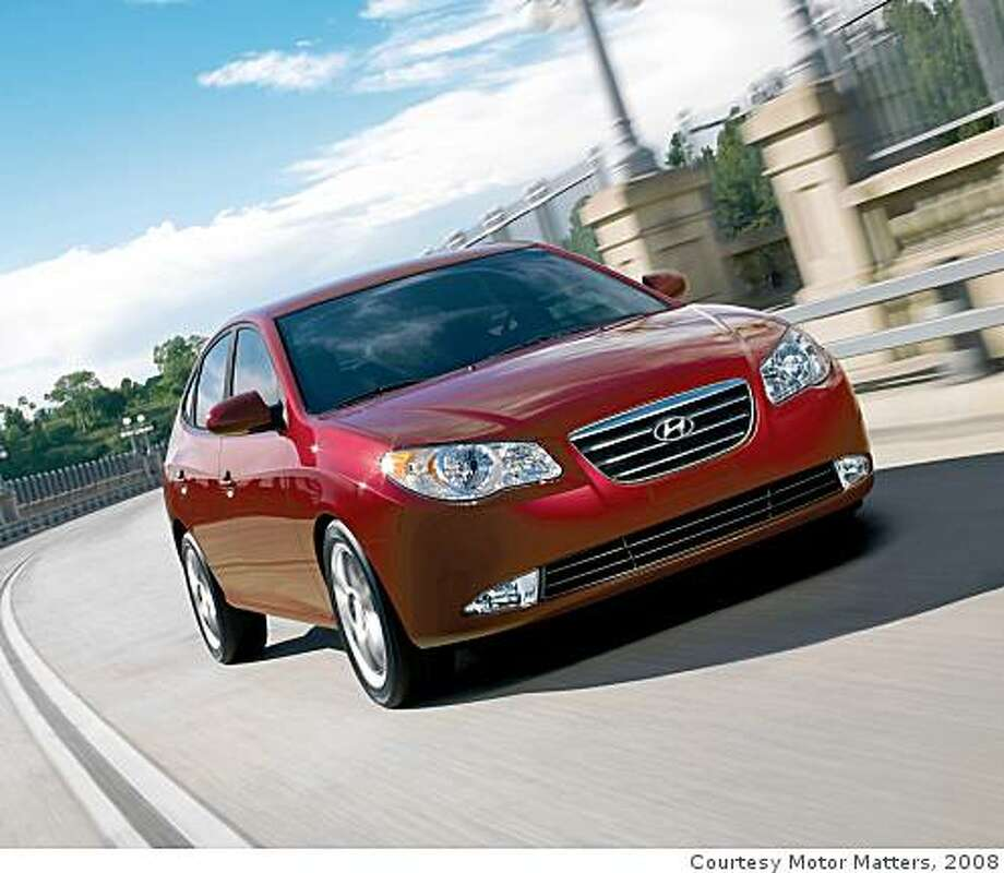 Among the good values less than $20,000 are the Hyundai Elantra, Saturn Astra and Jeep Patriot. Photo: Courtesy Motor Matters, 2008
