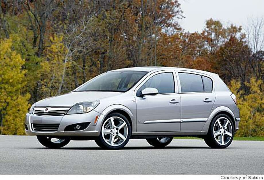 2008 Saturn Astra 5-Door XR Photo: Courtesy Of Saturn