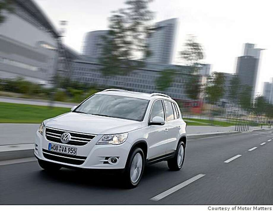 2009 Volkswagen Tiguan Photo: Courtesy Of Motor Matters