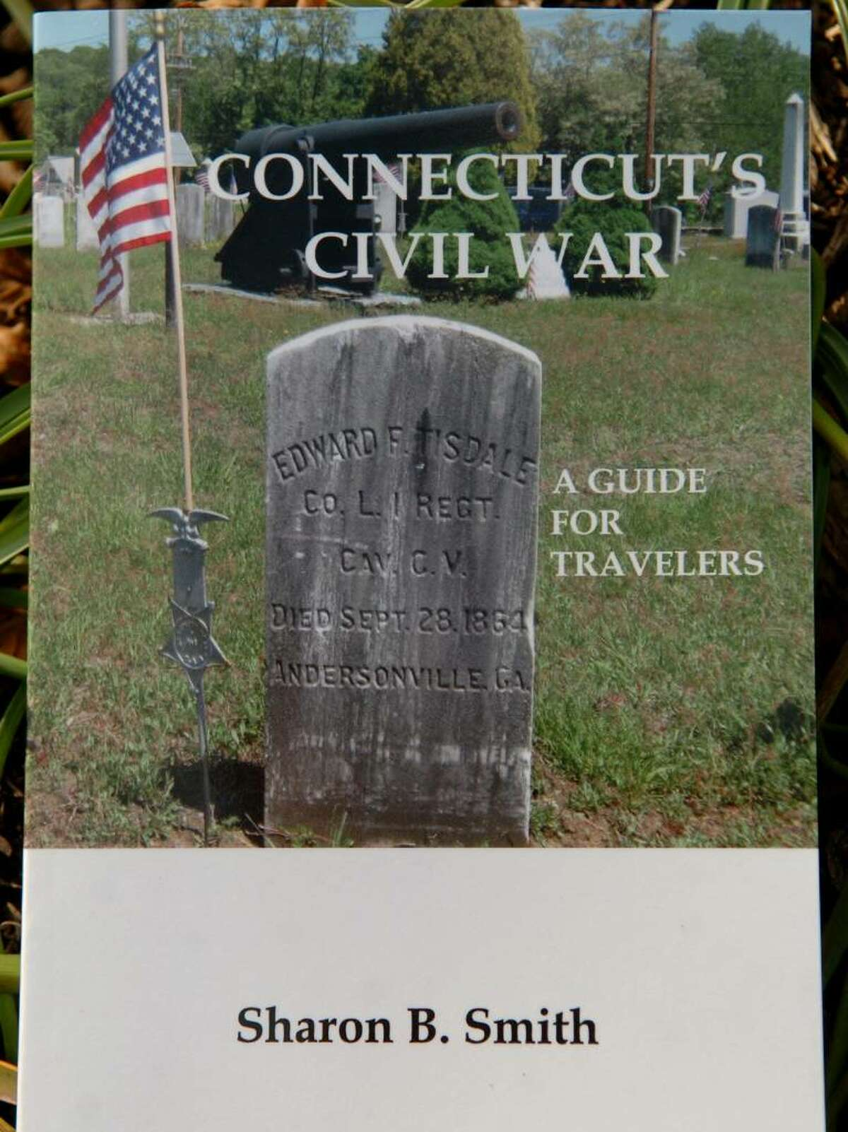 Connecticut's Civil War: A Guide for Travelers, the new book by Sharon B. Smith of Milford.