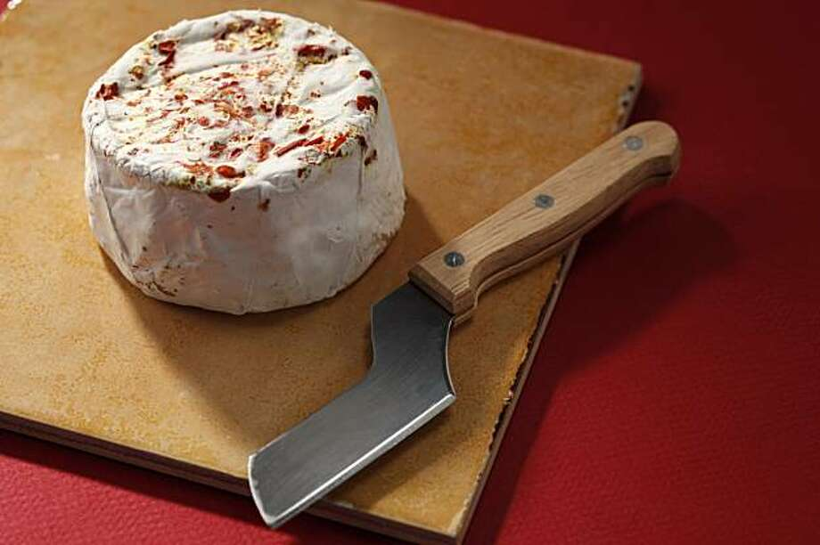 Devil's Gulch cheese in San Francisco, Calif., on January 27, 2010. Food styled by Julia Mitchell. Photo: Craig Lee, Special To The Chronicle