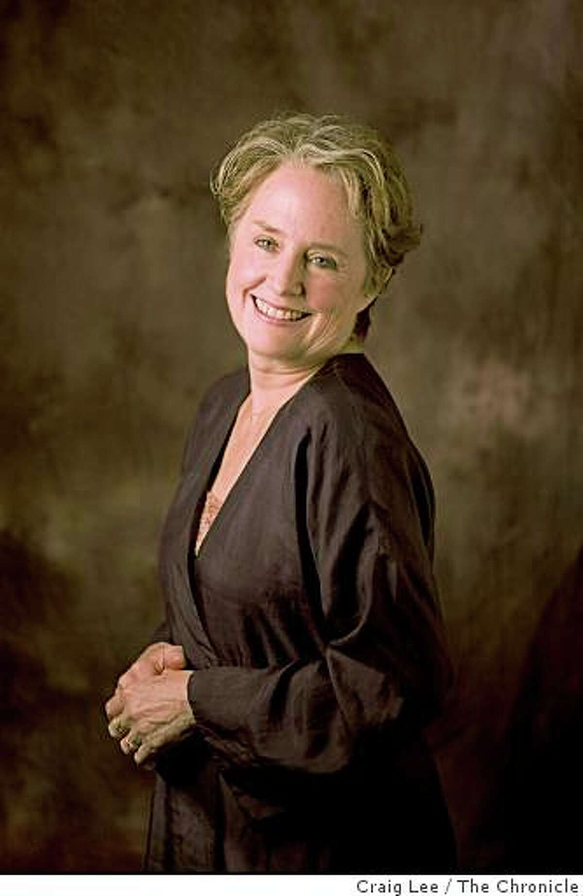 Alice Waters, executive chef at Chez Panisse in Berkeley, Calif., is one of the Bay Area's visionary chefs.