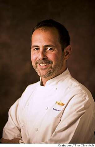 Craig Stoll, chef at Defina restaurant in San Francisco, Calif., is one of the Bay Area's visionary chefs. Photo: Craig Lee, The Chronicle