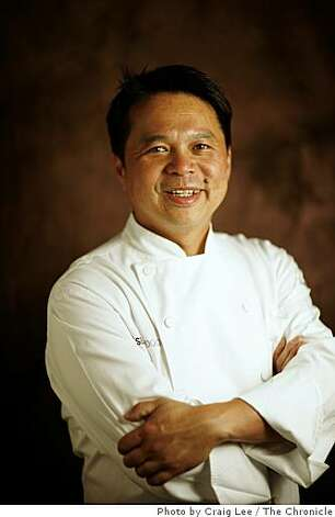 Charles Phan, chef at the Slanted Door in San Francisco, Calif. on June 19, 2008. Photo by Craig Lee / The Chronicle Photo: Photo By Craig Lee, The Chronicle