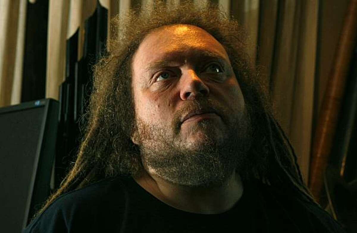 Jaron Lanier, a Berkeley academic who recently published