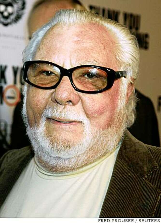 "Producer Bernie Brillstein arrives at the Los Angeles premiere of the film 'Thank You for Smoking' in this March 16, 2006 file photo. Brillstein, whose credits include the movie ""The Blues Brothers"" and the television show ""NewsRadio,"" has died of chronic obstructive pulmonary disease, his company said on August 8, 2008. He was 77.  REUTERS/Fred Prouser/Files   (UNITED STATES) Photo: FRED PROUSER, REUTERS"