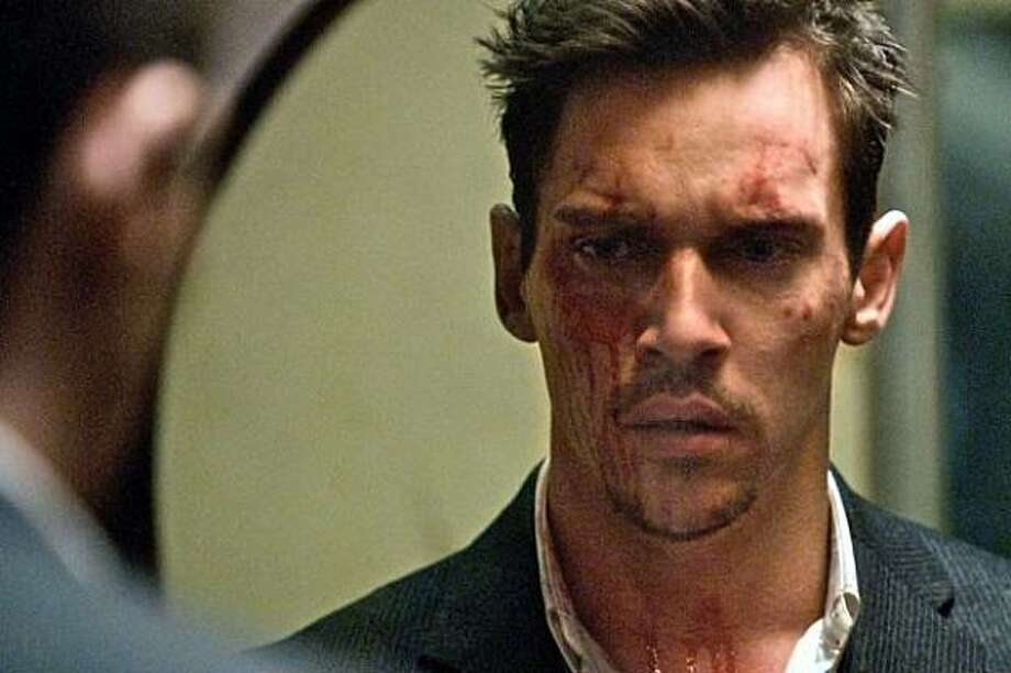 "Jonathan Rhys Meyers in ""From Paris With Love."" Photo: Lionsgate"