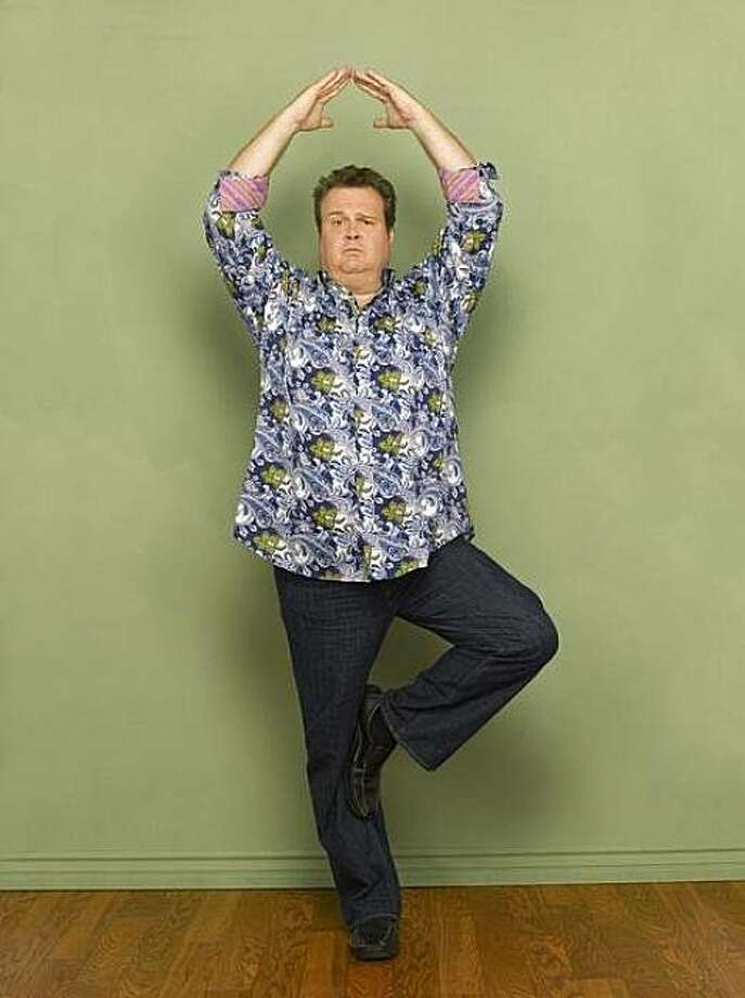 "MODERN FAMILY - ABC's ""Modern Family"" stars Eric Stonestreet as Cameron. Photo: Bob D'amico, ABC"