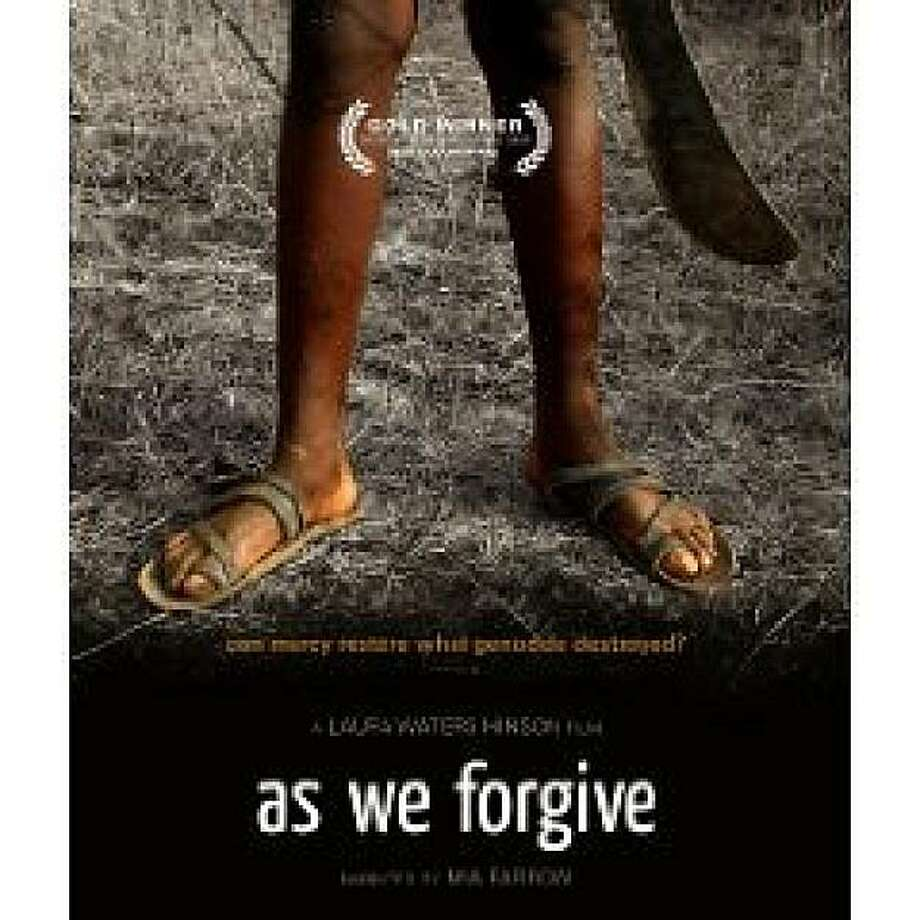 dvd cover AS WE FORGIVE Photo: Amazon.com