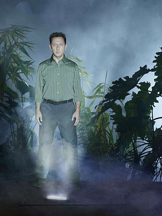 "ABC's ""Lost"" stars Michael Emerson as Ben. (Bob D'Amico/Courtesy ABC/MCT) Photo: Handout, MCT"