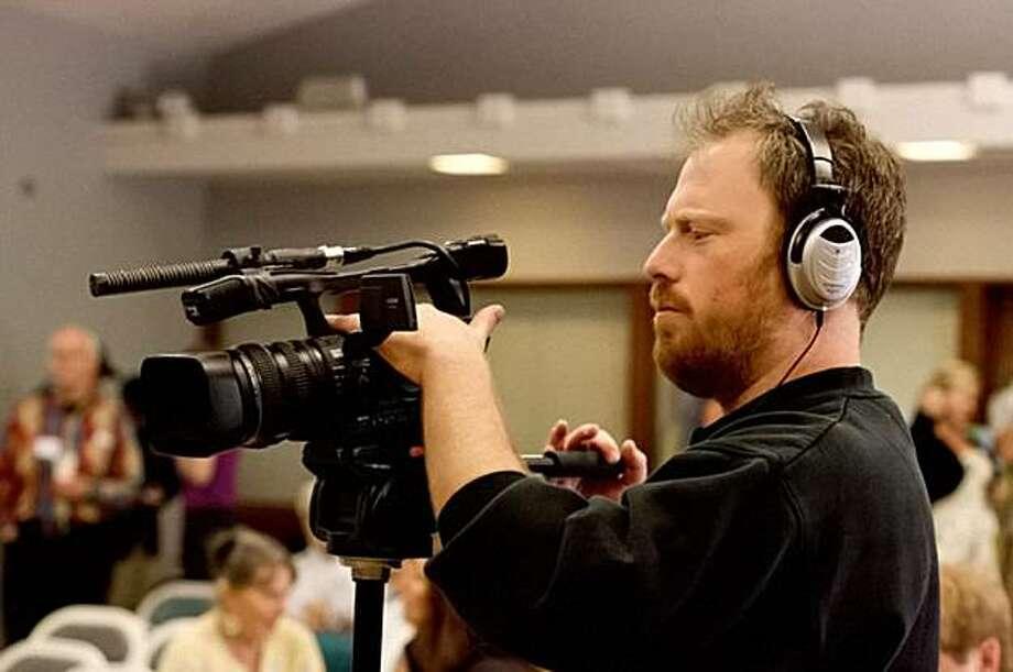 "David Raim, director of the documentary ""Something's Gonna Live."" Photo: Somethingsgonnalive.com"