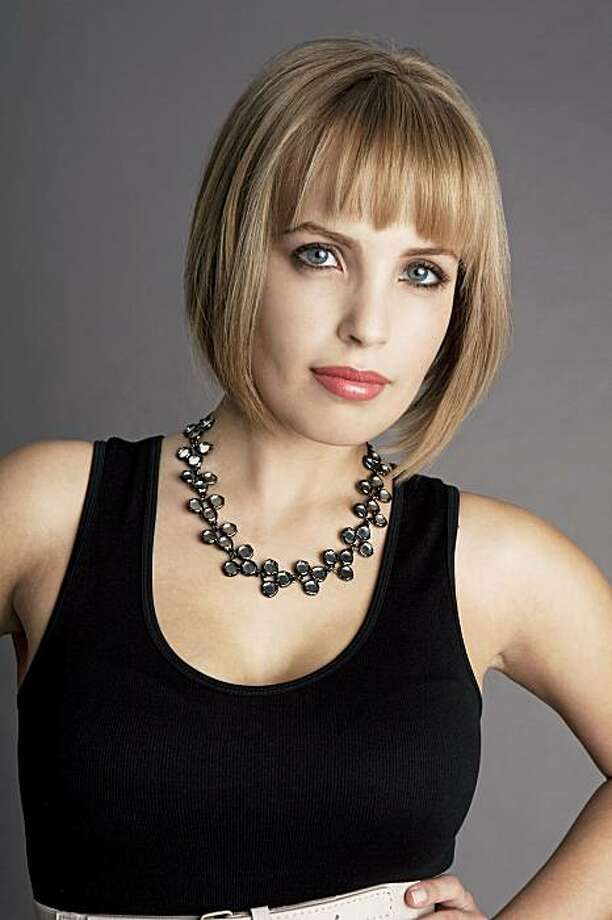 Russian-born Canadian jazz singer Sophie Milman Photo: Courtesy SFJCC, Linus Entertainment